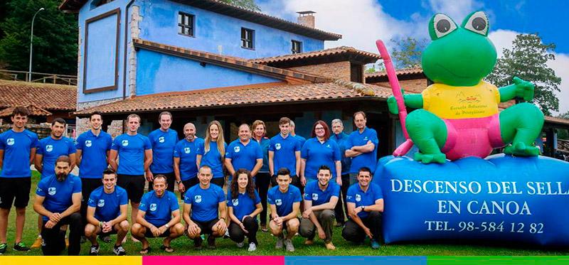Empresa de Deportes de Aventura en Asturias