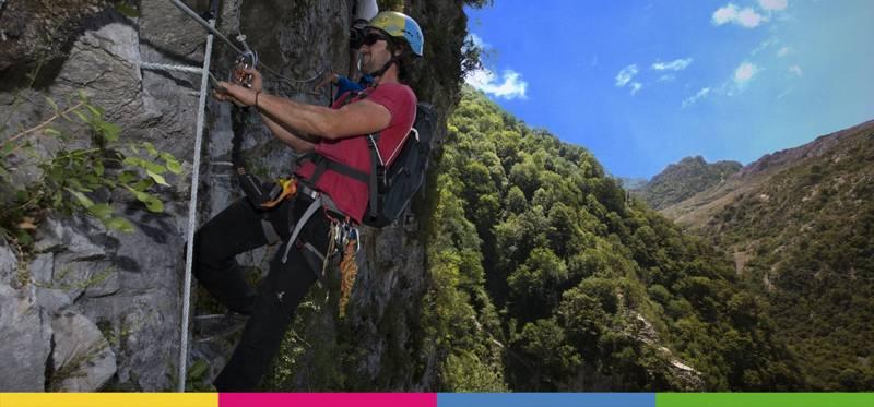 Via Ferrata, Escalada en Picos de Europa